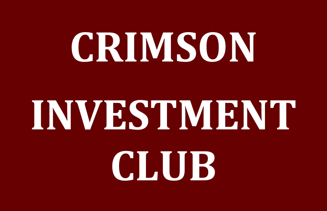 Crimson Investment Club - October